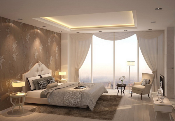 Nhà mới của Phạm Hương là một căn hộ chung cư  đẳng cấp, vị trí gần trung tâm TP HCM.
