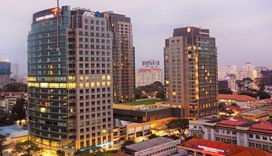 Đại diện Mapletree cho biết thương vụ mua lại tổ hợp Kumho Asiana Plaza Saigon sẽ mang về lợi nhuận cao cho Tập đoàn