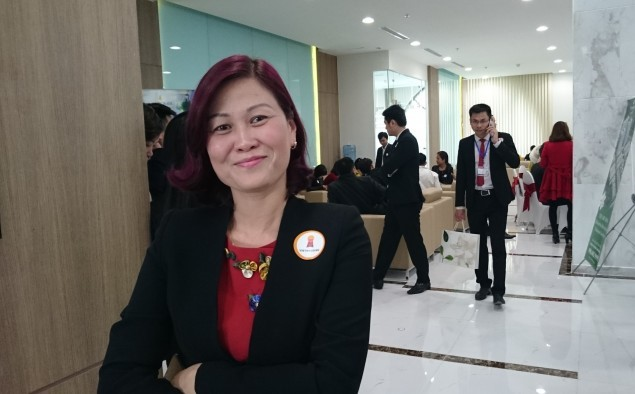 Từ một cô giáo cấp 3, chị Nguyễn Mai Khanh đã trở thành một doanh nhân địa ốc