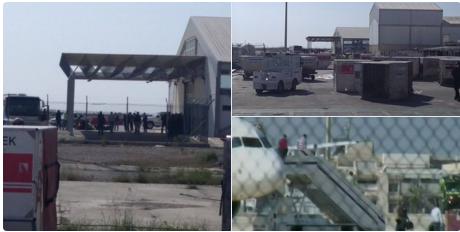 Phần lớn hành khách đã được thả