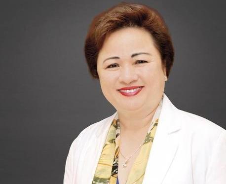 Bà Nguyễn Thị Nga – Chủ tịch ngân hàng SeABank, Tập đoàn BRG