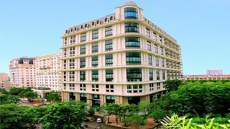 Tòa nhà Pacific Place là BĐS duy nhất của Mapletree tại Hà Nội