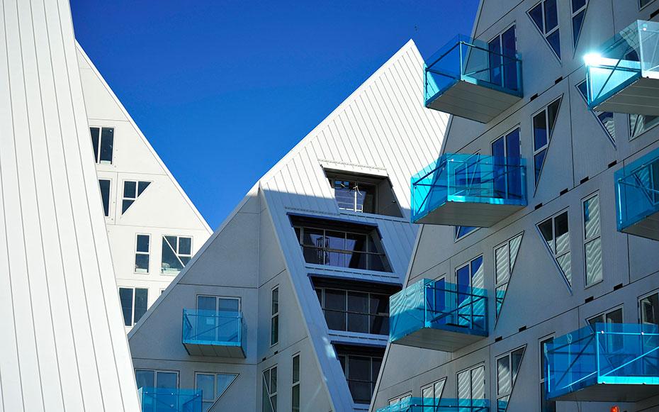 """Đặc biệt những phòng trên cùng, ở đỉnh của công trình được thiết kế như những """"penthouse""""-một dạng riêng biệt so với phần còn lại."""