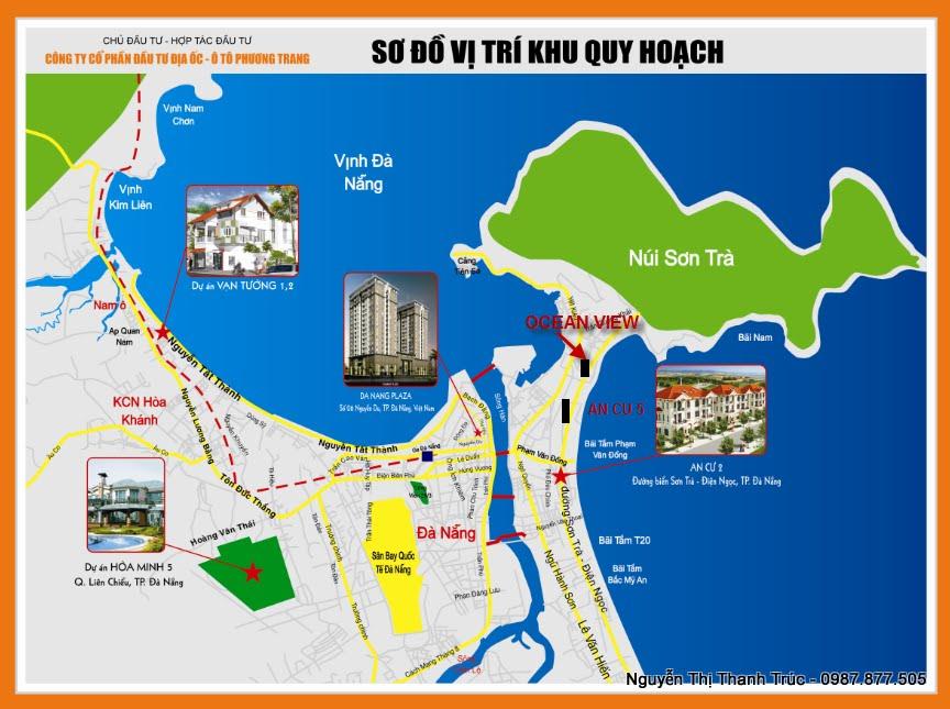 Hàng loạt dự án BĐS lớn của Phương Trang tại Đà Nẵng