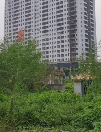 Khu chung cư cao tầng được xây dựng nằm ngay cạnh khu nghĩa trang. Chủ đầu tư mở bán các căn hộ tại tòa CT2 với giá từ 13,5 triệu đồng/m2. Theo dự kiến tòa T2 sẽ được bàn giao vào quý 4/2016