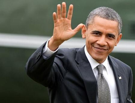 CEO Tập đoàn Trung Thủy từng bày tỏ mong muốn nghe lời khuyên từ Obama hơn là nói những gì mình có trong cuộc gặp với Tổng Thống Obama vào chiều nay