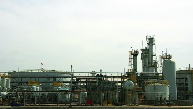 Khu sản xuất khí điều khiển (Instrument Air)