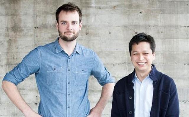 9. Pinterest</p></div><div></div></div><p></p><p>Giá trị vốn hóa ước tính: 11 tỷ USD</p><p>Số vốn đã huy động được: 1,3 tỷ USD</p><p>Nhà sáng lập: Ben Silbermann (phải) và Evan Sharp