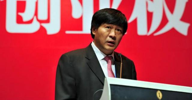 Chủ tịch Wang Dongming cũng là một nhân vật có tiếng trong làng kinh doanh nước này.