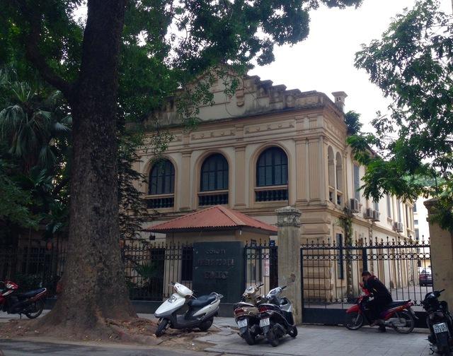 Công ty con Emic nằm cạnh CSKD của Gelex trên phố Trần Nguyên Hãn