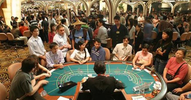 Doanh thu vui chơi có thưởng cho người nước ngoài đạt 16.000 tỉ đồng mỗi năm (ảnh minh hoạ).Ảnh: T.L