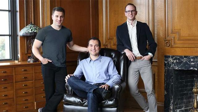 3. Airbnb</p></div><div></div></div><p></p><p>Giá trị vốn hóa ước tính: 25,5 tỷ USD</p><p>Số vốn đã huy động được: 2,3 tỷ USD</p><p>Nhà sáng lập: Brian Chesky, Joe Gebbia và Nathan Blecharczyk