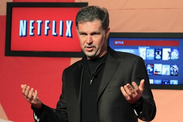 Công việc hiện tại: CEO Netflix.