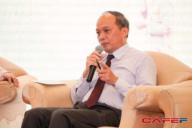 Ông Vũ Văn Tám - Thứ trưởng Bộ NN&PTNT