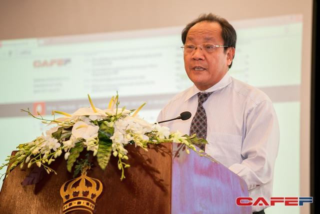 Ông Hồ Xuân Hùng – Chủ tịch Tổng hội Nông nghiệp và Phát triển Nông thôn