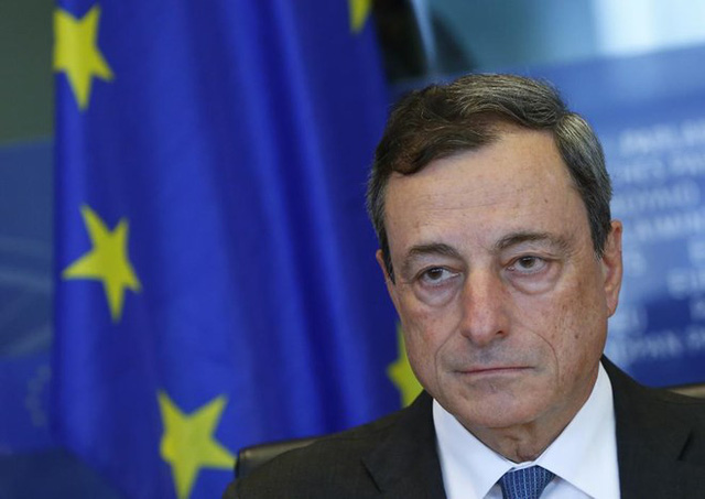 Chủ tịch Ngân hàng trung ương châu Âu Mario Draghi thứ 11.