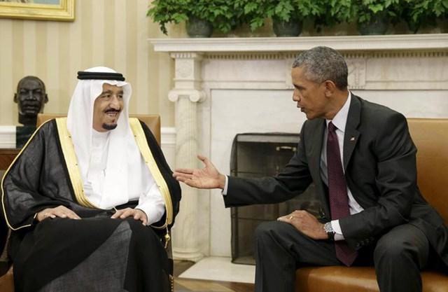 Vua Ả Rập Saudi Salman bin Abdulaziz thứ 14.