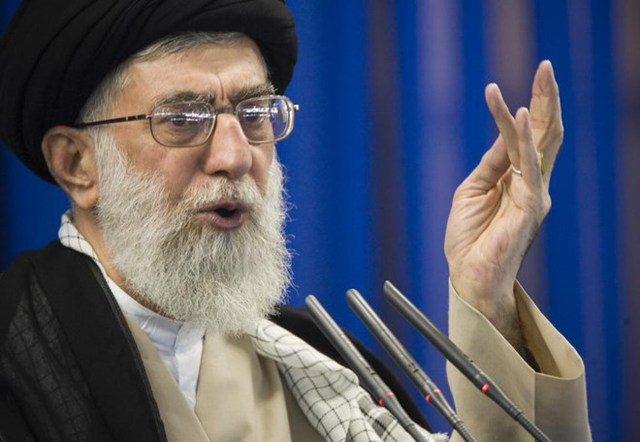 Lãnh đạo tối cao Iran Ayatollah Ali Khamenei thứ 18.