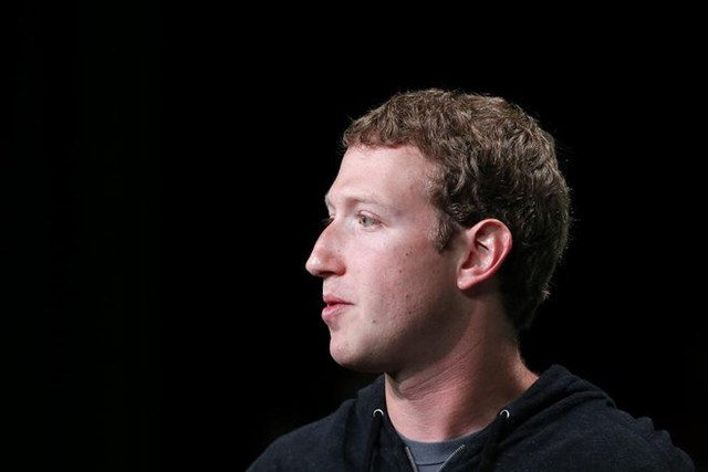 CEO Facebook Mark Zuckerberg thứ 19.