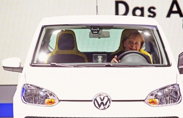 Những chiếc xe là niềm tự hào của nước Đức