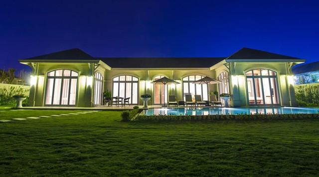 Biệt thự nghỉ dưỡng cao cấp ven biển Fusion Resort Sầm Sơn