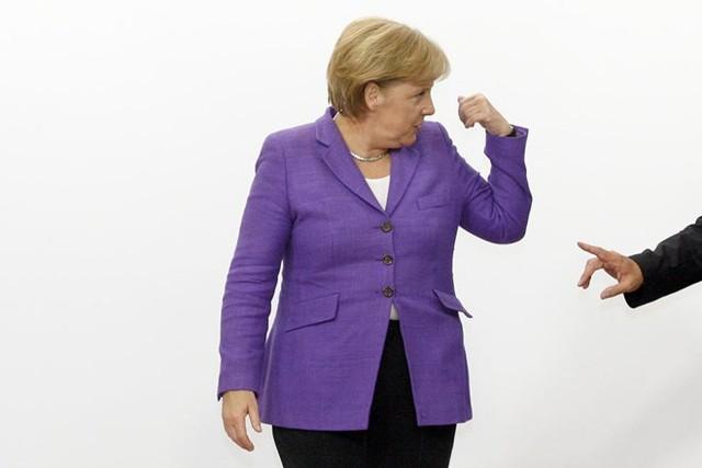 Thủ tướng Đức Angela Merkel xếp thứ 2.