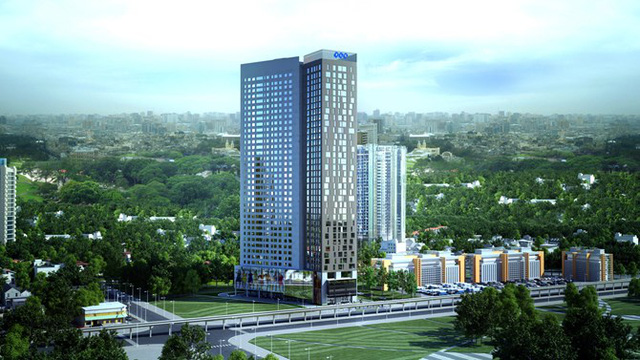 Phối cảnh dự án FLC Complex 36 Phạm Hùng.
