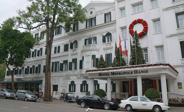 Unimex Hanoi đã bán 5,26% cổ phần của khách sạn Metropole, thu về 69 tỷ đồng
