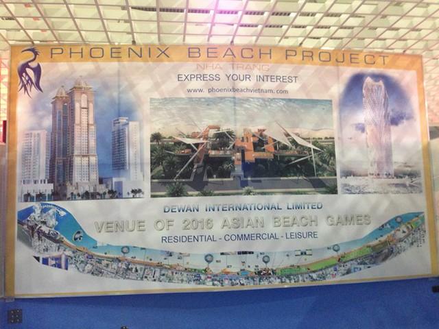 Thế nhưng theo thiết kế được Dewan công bố tại Cảng hàng không quốc Cam Ranh thì khu vực này sẽ bị bê tông hóa với hàng loạt công trình