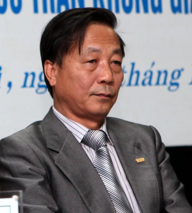 Ông Nguyễn Tiến Thỏa - Ảnh: Tuấn Phùng