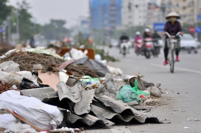 Từ rác sinh hoạt đến rác thải phế liệu...