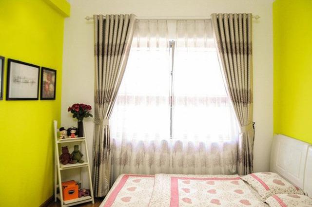 Phòng ngủ căn hộ chung cư