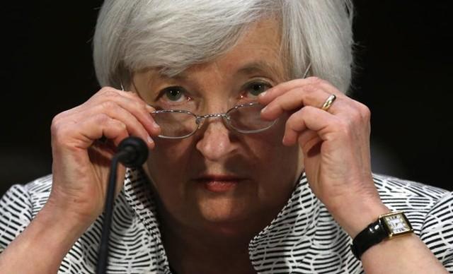 Giám đốc Cục dự trữ Liên bang Mỹ Janet Yellen xếp thứ 7.