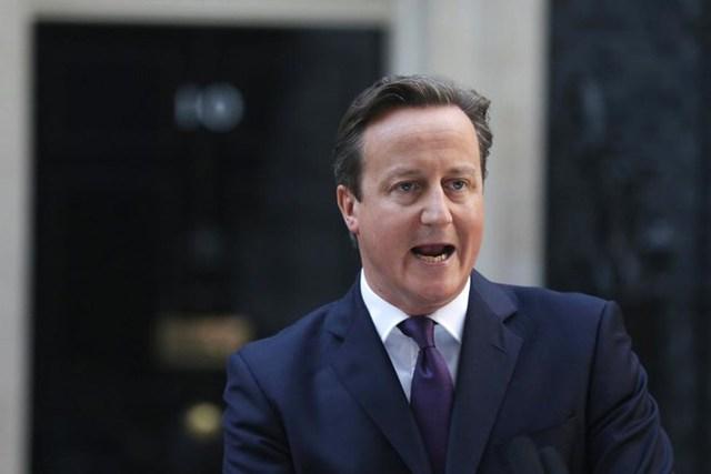 Thủ tướng Anh David Cameron thứ 8.