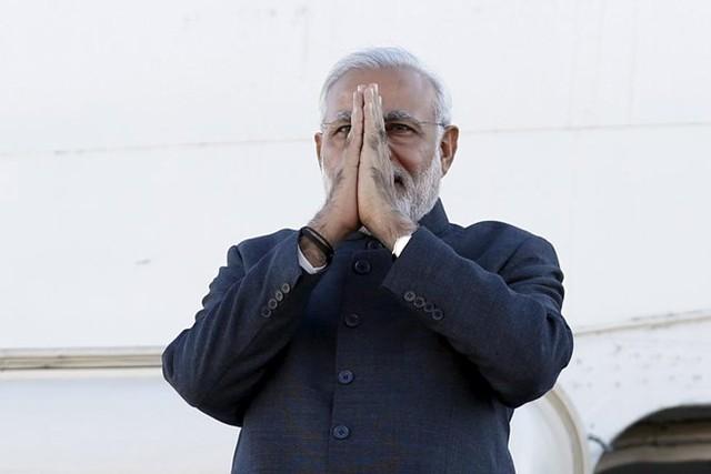 Thủ tướng Ấn Độ Narendra Modi thứ 9.