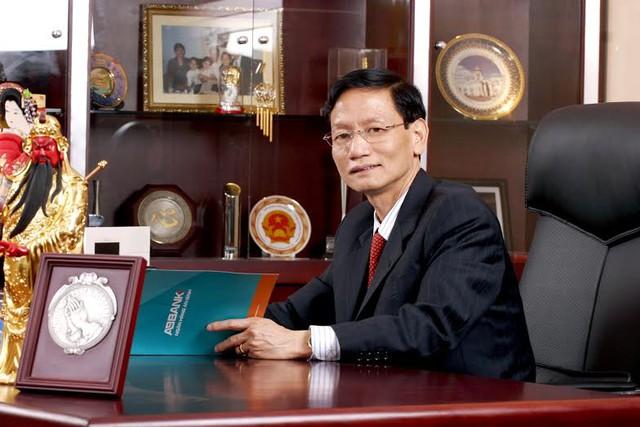 Chủ tịch kiêm TGĐ Geleximco Vũ Văn Tiền