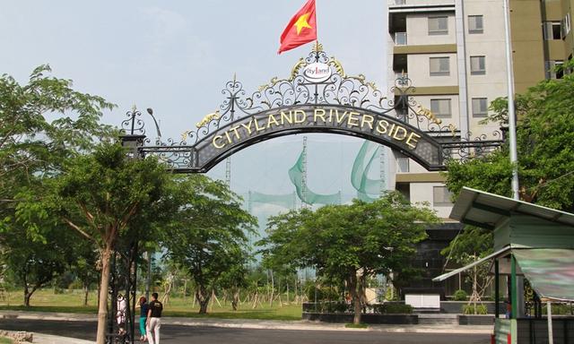 Dự án CityLand Riverside