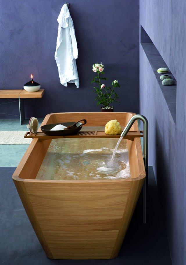 Tùy vào căn phòng của mình mà gia chủ có thể lựa chọn những bồn tắm với kiểu dáng phù hợp.