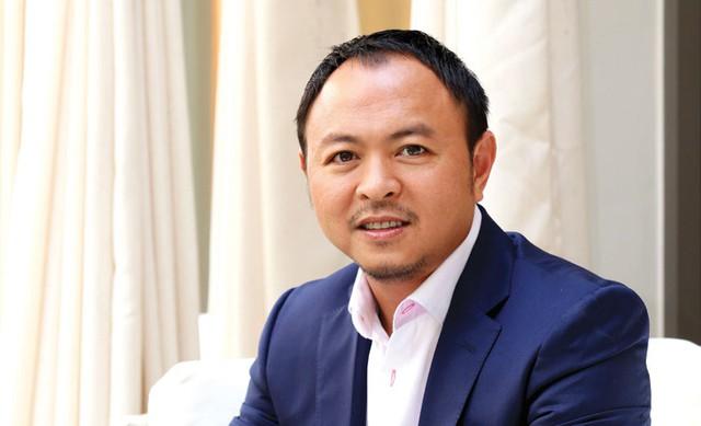Ông Nguyễn Hoàng Tuấn-Chủ tịch Sơn Kim Land