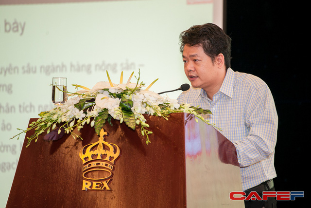Ông Phạm Quang Diệu- Chuyên gia kinh tế Nông nghiệp