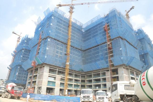 Ruby 4 đang xây tầng 19