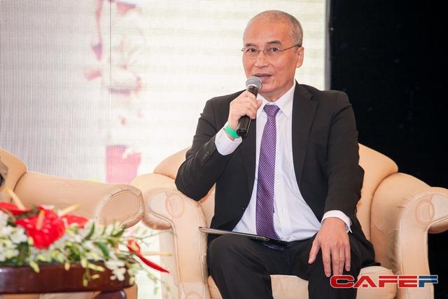 Ông Ngô Minh Hải - Phó Tổng Giám đốc Tập đoàn TH sở hữu thương hiệu sữa TH True Milk cho rằng về tổng thể TPP đem lại lợi ích cho Việt Nam nhiều nhất so với các nước. Nhưng với ngành nông nghiệp thì ngược lại
