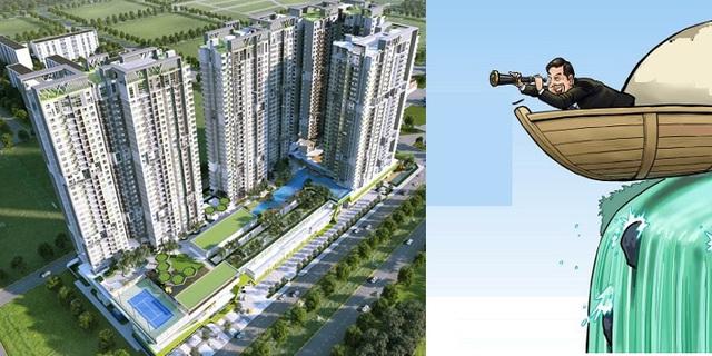 Nhiều dự án BĐS lớn tại Hà Nội và Tp.HCM của Capitaland đang được triển khai xây dựng