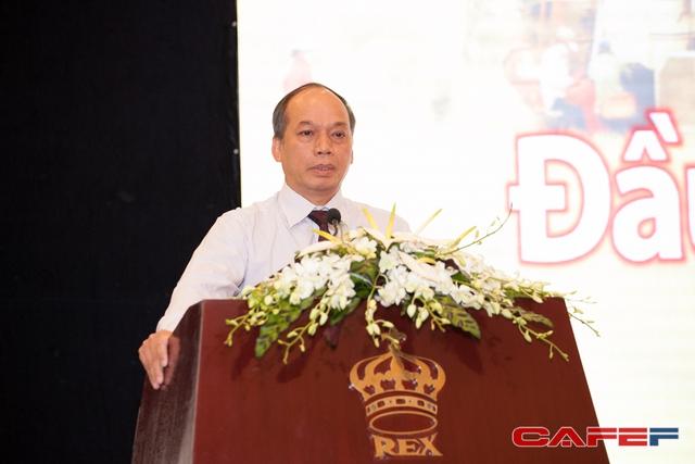 Ông Vũ Văn Tám – Thứ trưởng Bộ Nông nghiệp và Phát triển nông thôn đánh giá cao việc tổ chức Diễn đàn Kinh doanh Đầu tư nông nghiệp thời TPP
