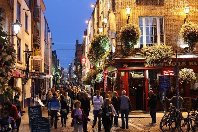 <b></div><div></div></div><p> </p>14. Ireland</b><p>GDP bình quân đầu người: 48.786 USD
