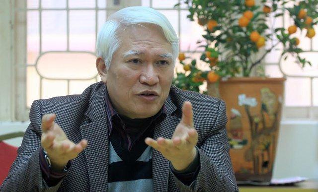 PGS.TS Nguyễn Chu Hồi.