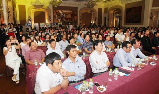 Lễ mở bán Villas & Condotel Quy Nhơn thu hút sự quan tâm của rất nhiều nhà đầu tư TP. HCM