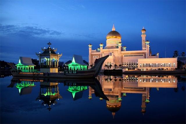 <b></div><div></div></div><p> </p>4. Brunei</b><p>GDP bình quân đầu người: 80.335 USD