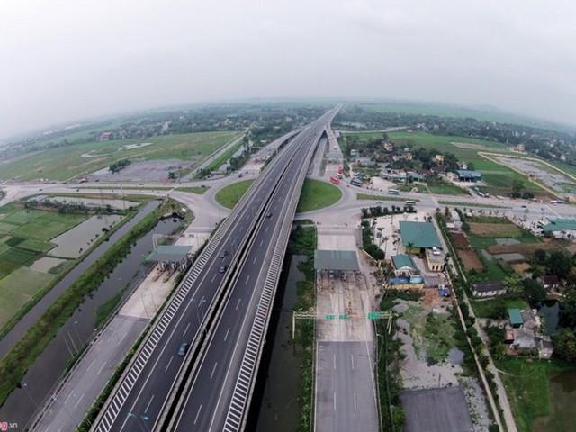 Tuyến đường cao tốc Cầu Giẽ-Ninh Bình đưa vào khai thác đến nay đã phục vụ hơn 23,1 triệu lượt phương tiện. (Ảnh: VEC cung cấp)