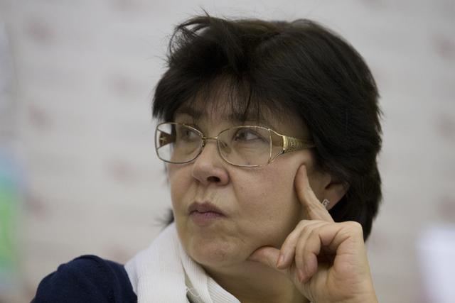 Bà Tatyana Maleva. (Ảnh: TASS)